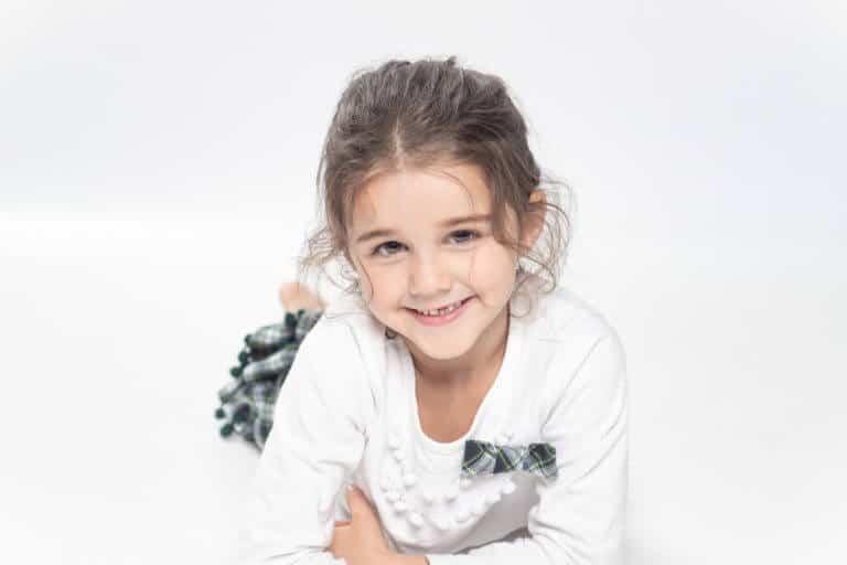 Kindergarten Fotografie Mädchen 5 Jahre